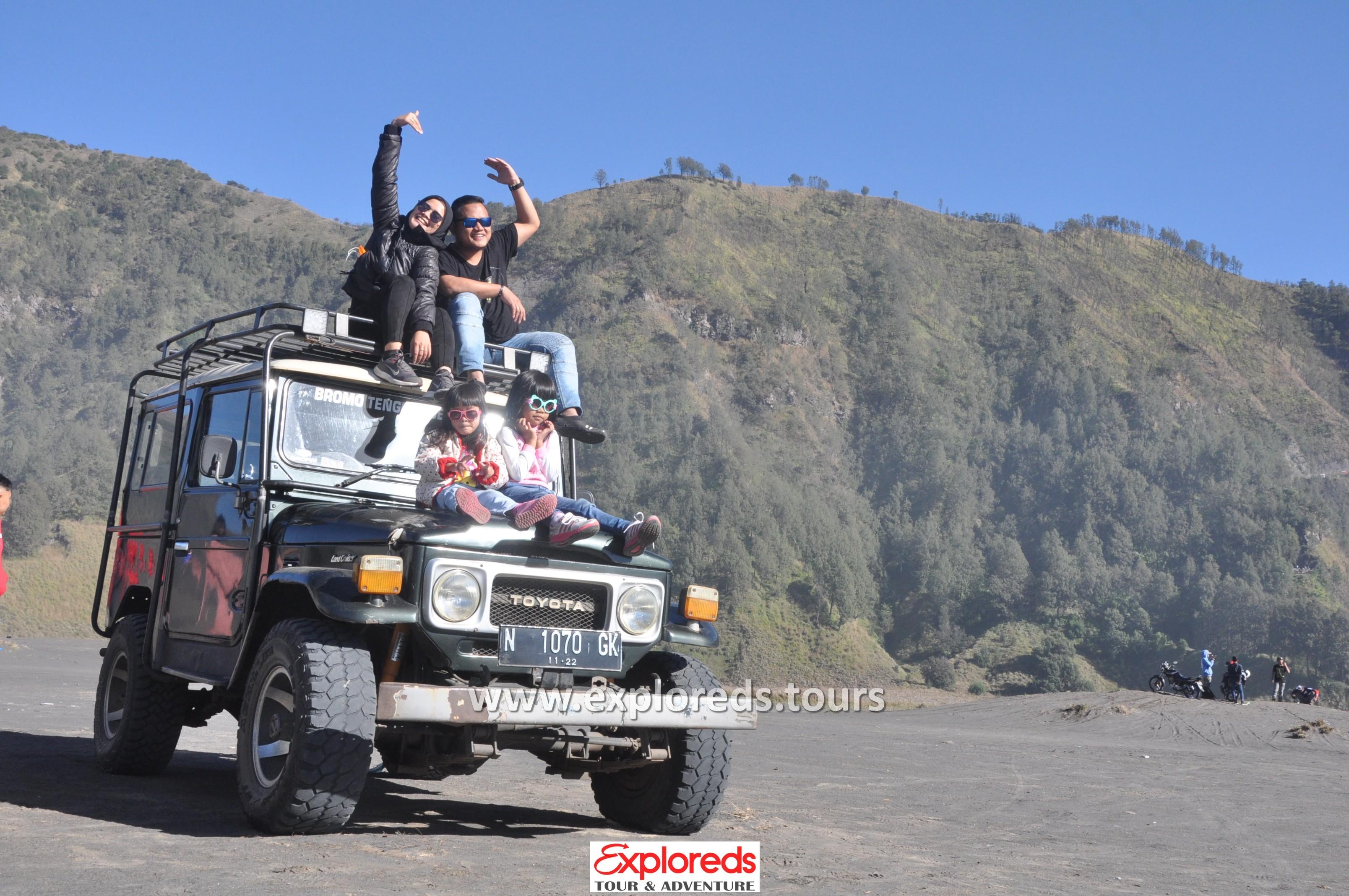 Paket Wisata Malang - WISATA MALANG BROMO - BATU 3 HARI 2 MALAM